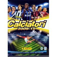 Mancolista Calciatori Panini 2009/10