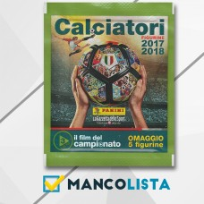 Packet Film Campionato Calciatori Terza Uscita 2017-18