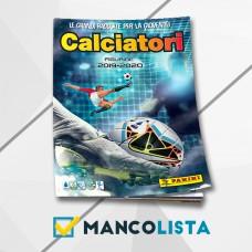 Mancolista Calciatori Panini 2019/20