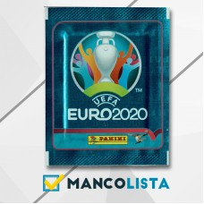 Packet Euro 2020 NO PREVIEW panini