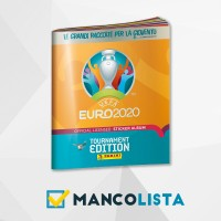 Missing Sticker Euro 2020 - Tournament Edition